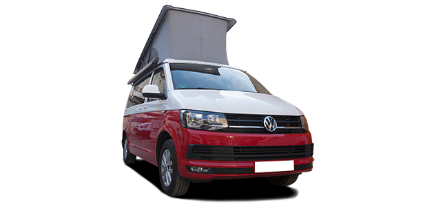 NOVES VW CALIFORNIA T6 BEACH