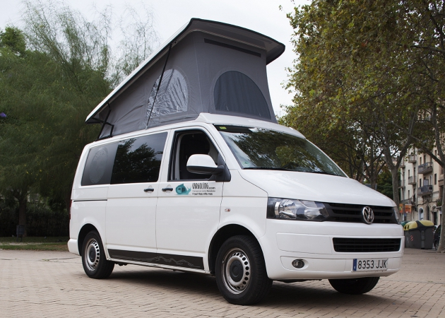 VW California T5 4p